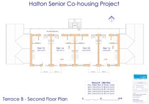 plan flats second floor