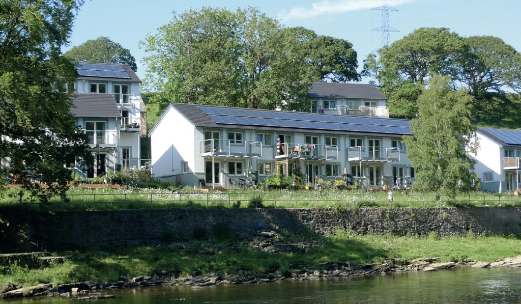 photo of current co-housing